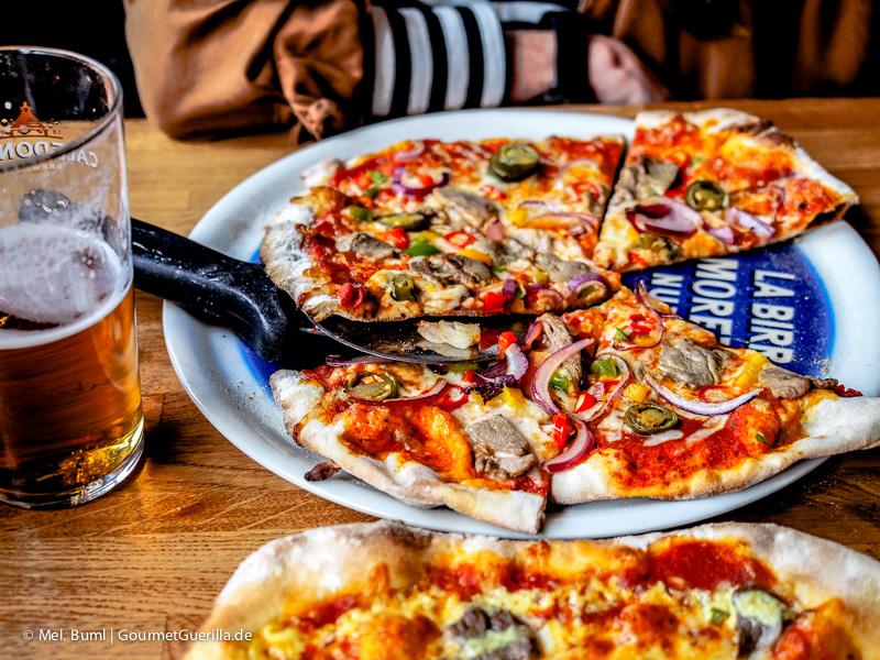 Kurz-Tripp Edinburgh Pub Food|GourmetGuerilla.de