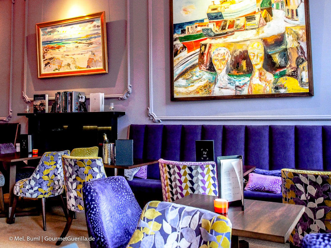 Edinburgh 24 Royal Terrace Bar | GourmetGuerilla.de