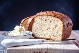 Low Carb Stuten oder Weißbrot |GourmetGuerilla.de