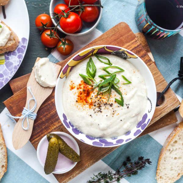 Fromage fort Käsecreme –perfekte Resteverwertung von Käse und Wein |GourmetGuerilla.de