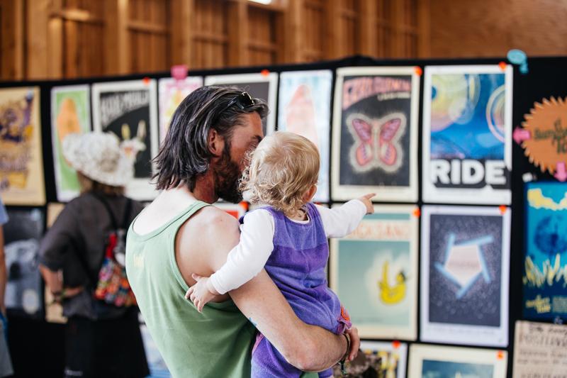 Kunst für Familien bei A Summer´s Tale Festival