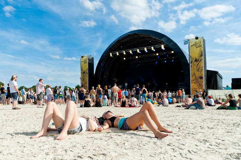 Strandfeeling Impressionen A Summer´s Tale Festival