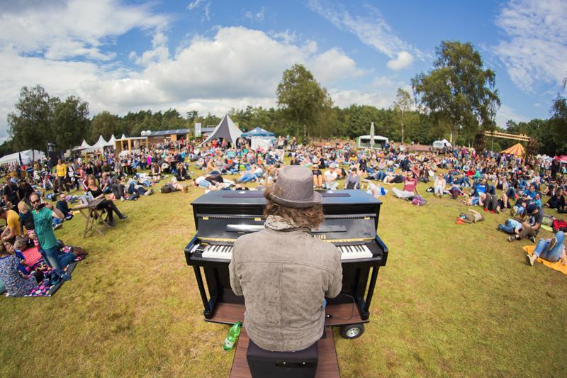 Konzert und Chillen Impressionen A Summer´s Tale Festival