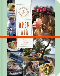 Open Air Kochbuch Stevan Paul |GourmetGuerilla,de