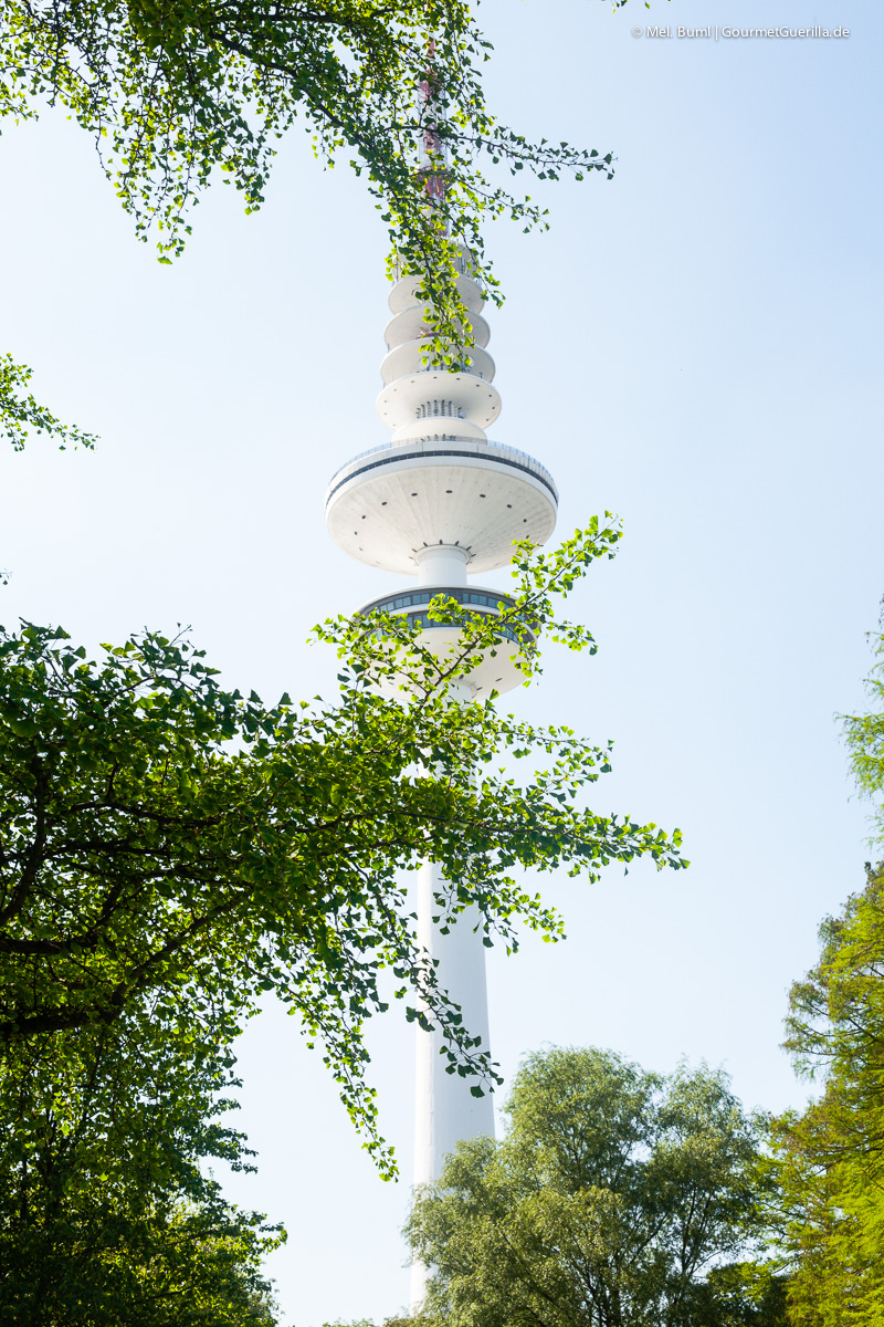 Fernsehturm Hamburg |GourmetGuerilla.de