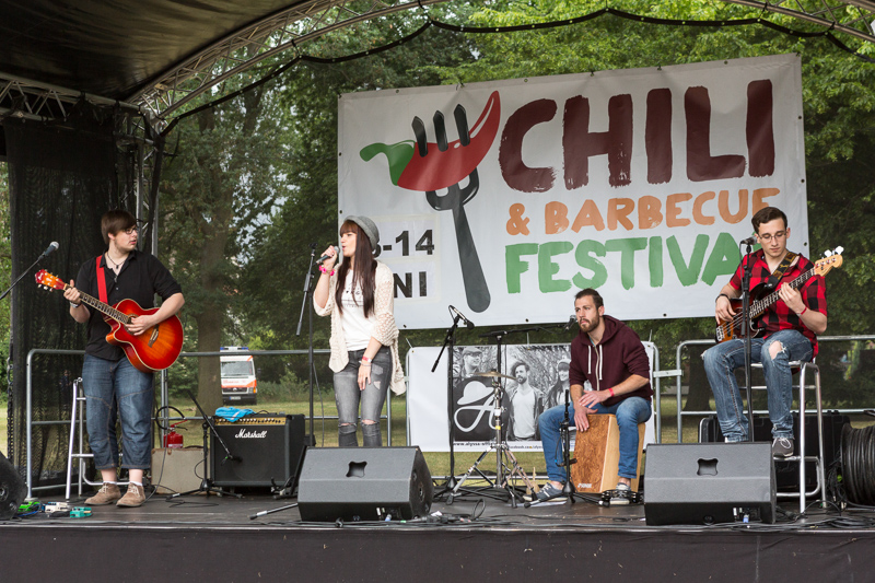 Chili-BBQ-Festival Hannover |GourmetGuerilla.de