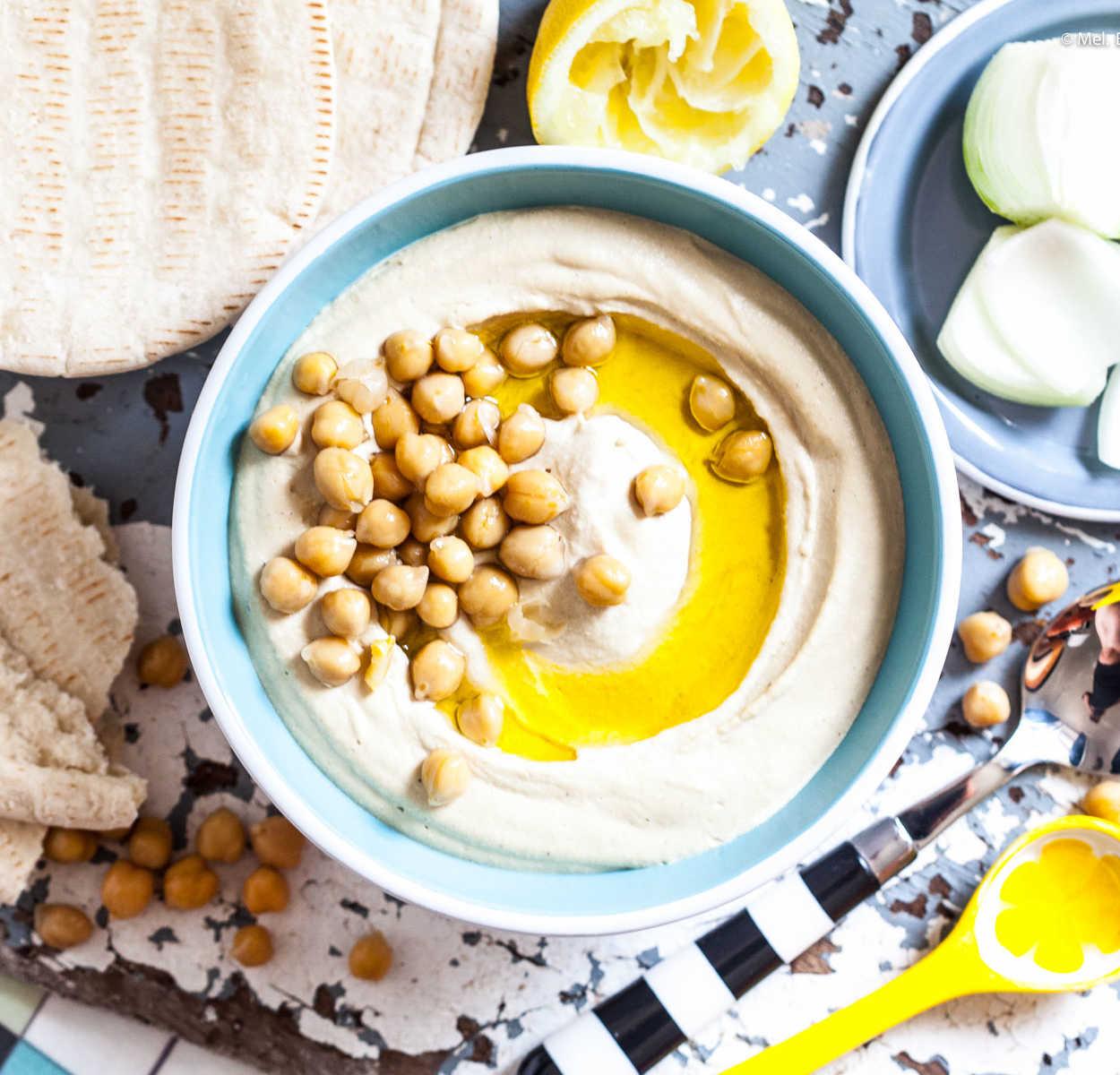 Das Original-Rezept für authentischen Hummus aus Israel |GourmetGuerilla.de