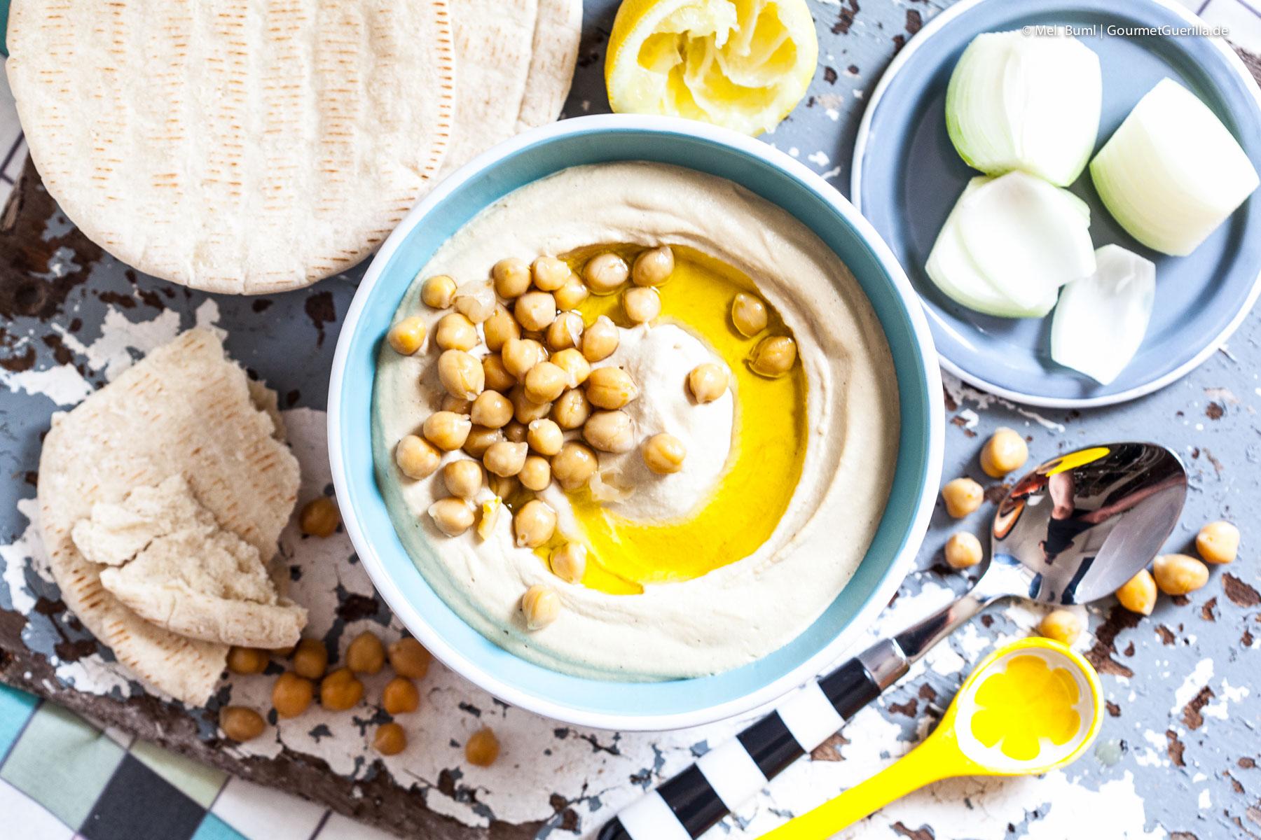 Jüdische Küche Rezepte | Das Original Rezept Fur Wirklich Authentischen Hummus Aus Israel