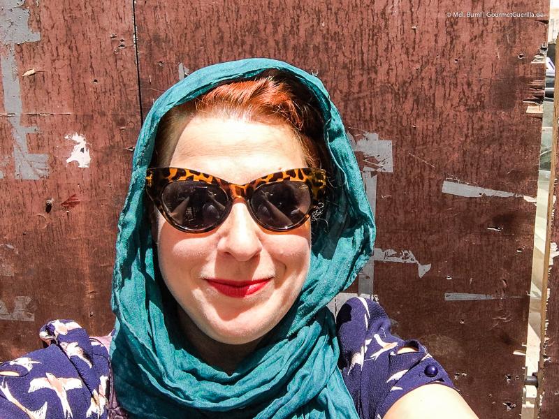 Kopfbedeckung - Israel Tipps für Reisen ins Heilige Land | GourmetGuerilla.de