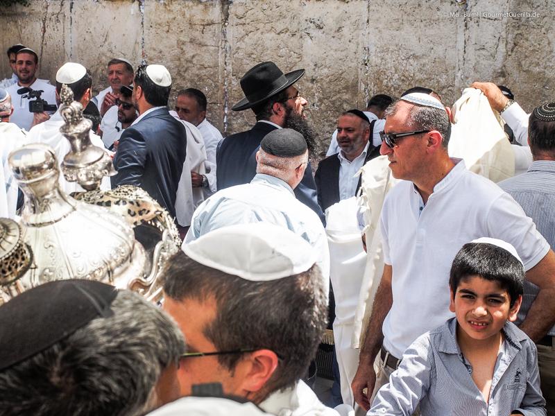 Die Klagemauer –Israel Tipps für Reisen ins Heilige Land |GourmetGuerilla.de