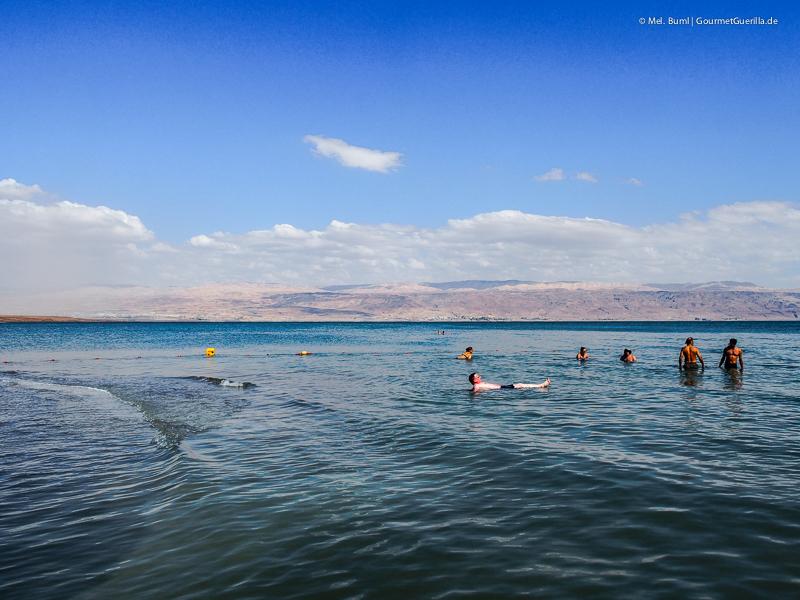 Das Tote Meer –Israel Tipps für Reisen ins Heilige Land |GourmetGuerilla.de