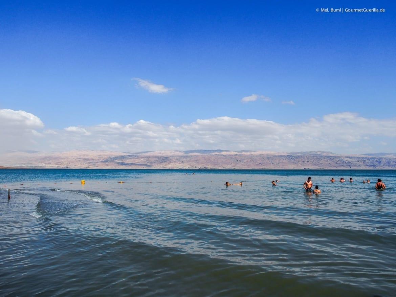 Israel Totes Meer Baden Reisebericht |GourmetGuerilla.de