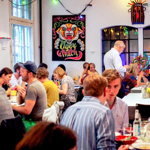 Restaurant Peru Leche de Tigre Hamburg |GourmetGuerilla.de