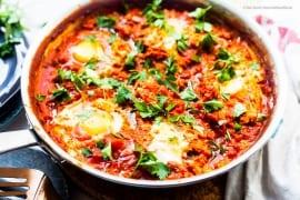 Shakshouka –ein schnelles und leckeres jüdisches Familienessen |GourmetGuerilla.de