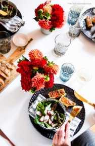Dinner mit Freundinnen |GourmetGuerilla.de