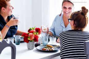 Käse-Dinner mit Freundinnen |GourmetGuerilla.de