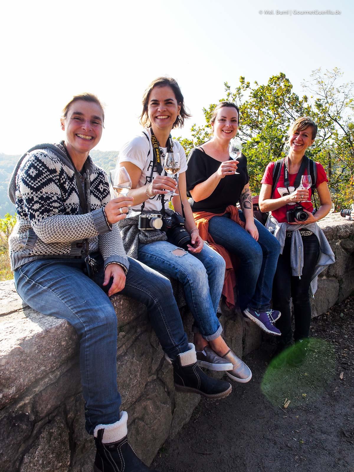 Weinberg Weinwandern Weingut Mariaberg Anja Fritz Sächsische Weinstraße |GourmetGuerilla.de