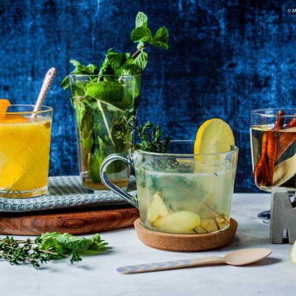 4 süffige und schnelle DYI-Tees für Herbst und Winter |GourmetGuerilla.de