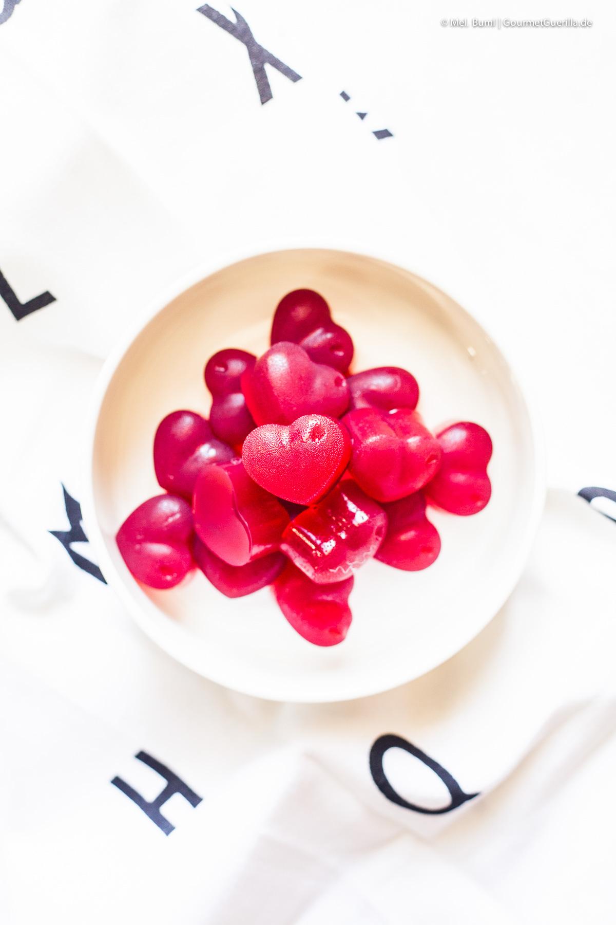 Vegane Multivitamin-Fruchtgummis selbermachen |GourmetGuerilla.de