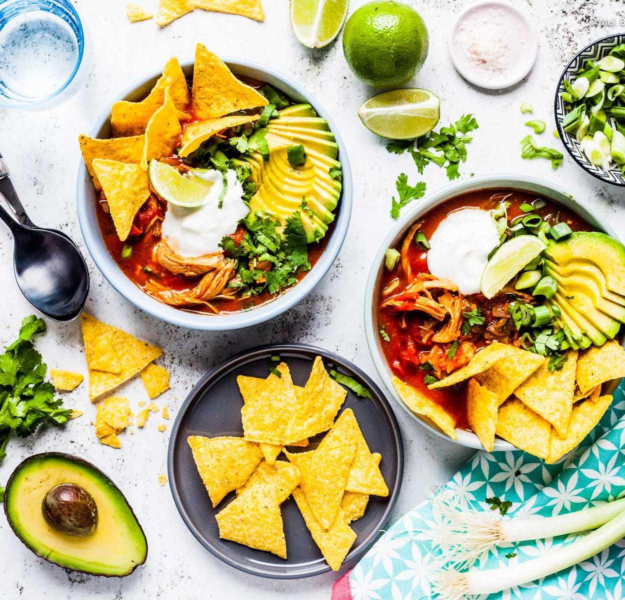 1200 Kalorien pro Tag mexikanische Diät