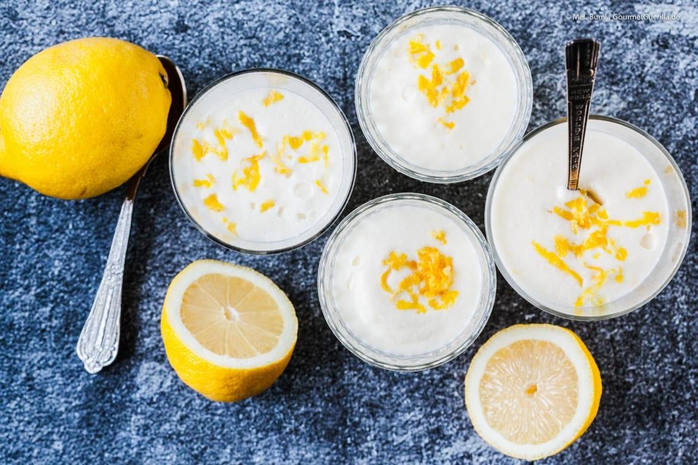Syllabub - die typisch englische Zitronencreme mit Sahne und Alkohol |GourmetGuerilla.de
