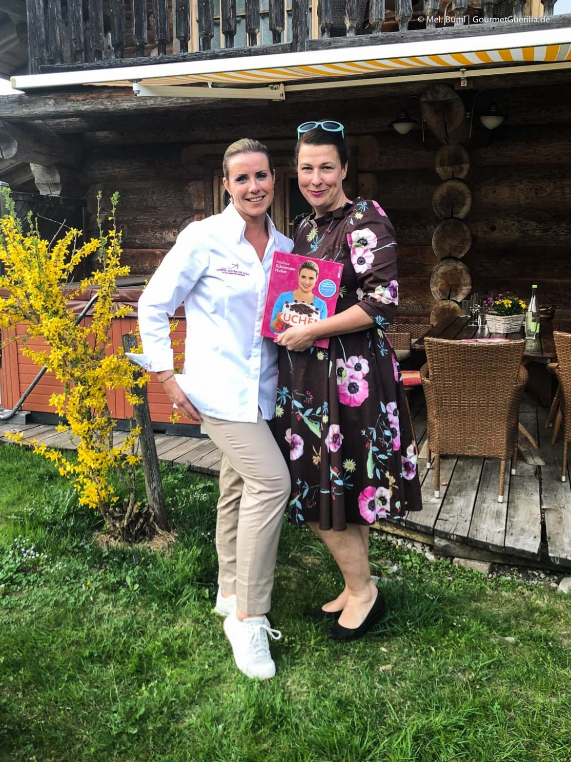Backworkshop mit Weihenstephan und der Konditorweltmeisterin Andrea Schirmaier-Huber |GourmetGuerilla.de