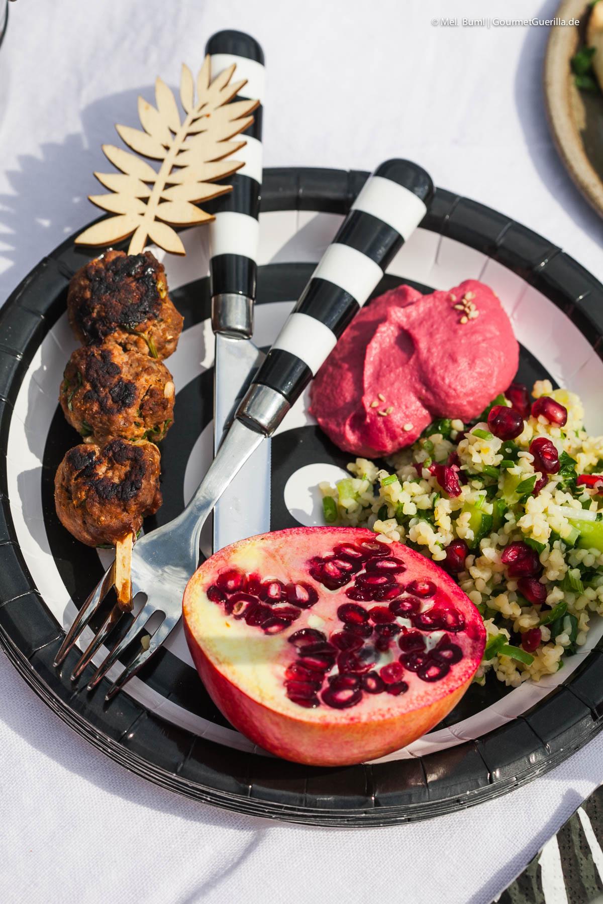 Ein Picknick für zwei mit vier leckeren Rezeptideen |GourmetGuerilla.de