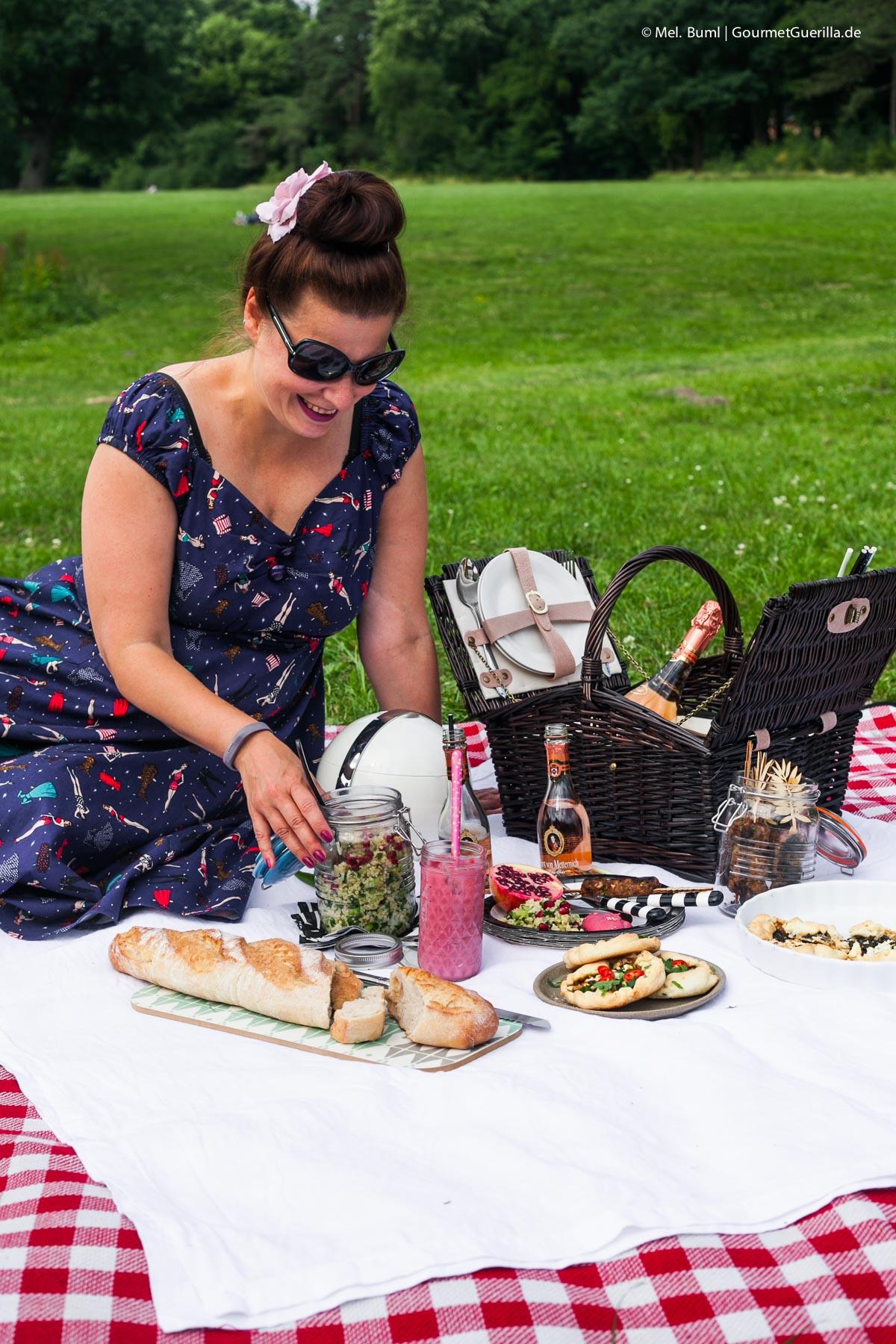 Ein Picknick für zwei mit vier leckeren Rezeptideen |GourmetGuerilla.de-1766