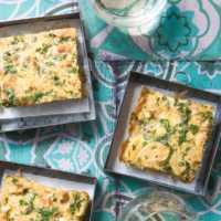 Blaue Stunde Stevan Paul Portugiesisches Brot-Omlette |GourmetGuerilla.de
