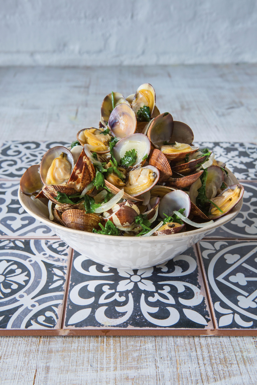 Blaue Stunde Portugal Venusmuscheln |GourmetGuerilla.de