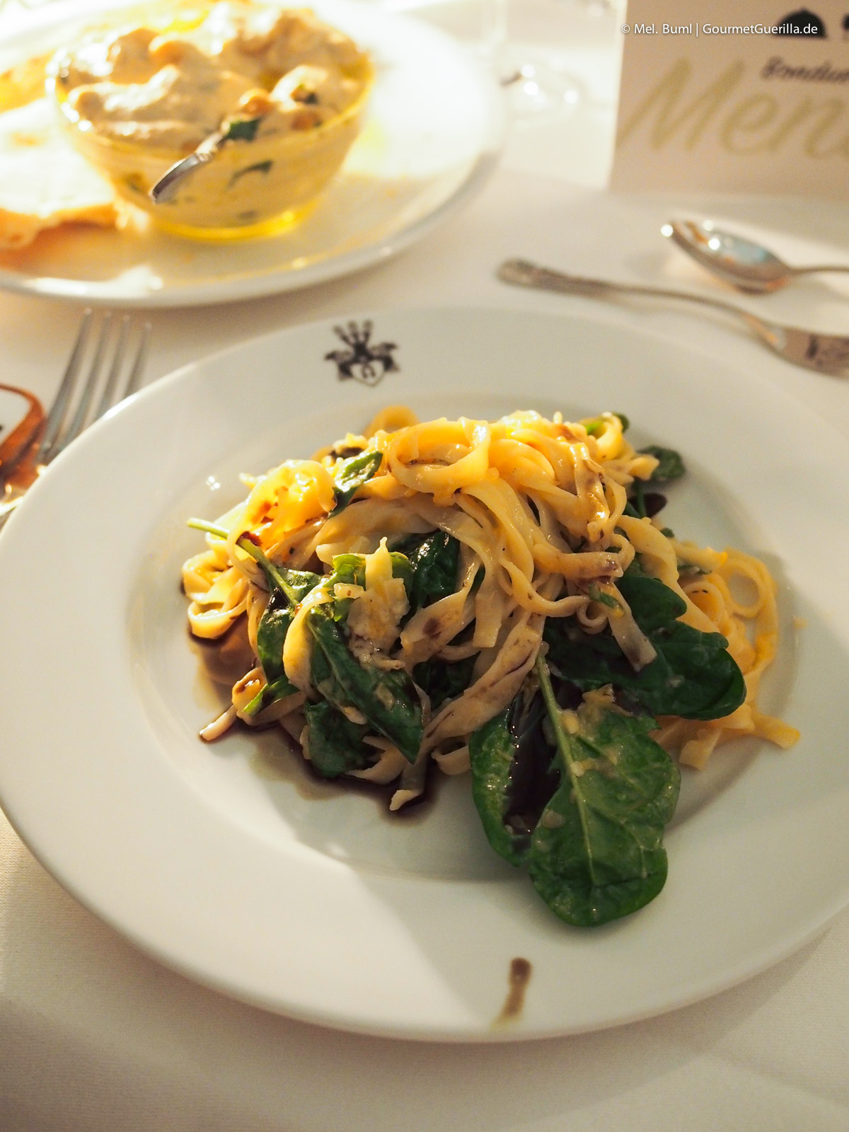 Hauptgang Dinner Bonduelle Academy |GourmetGuerilla.de