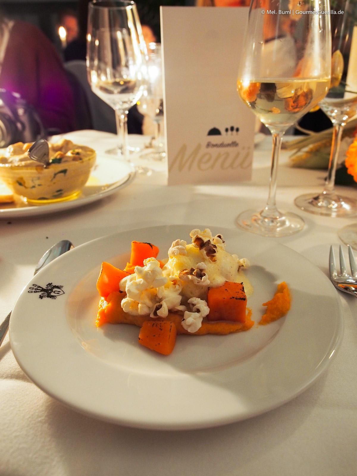 Dessert Dinner Bonduelle Academy |GourmetGuerilla.de