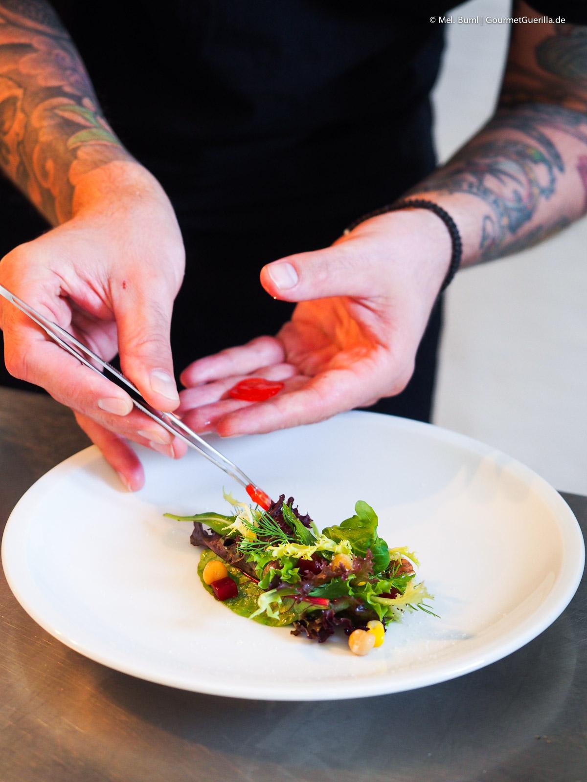 Sebastian Franke Bonduelle Academy Salat Anbau und Verarbeitung |GourmetGuerilla.de