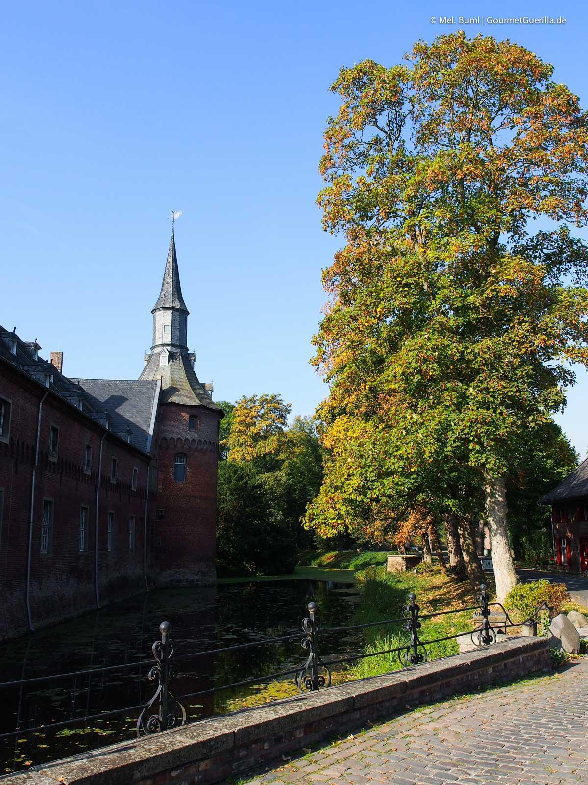 Schloss Wissen am Niederrhein |GourmetGuerilla.de