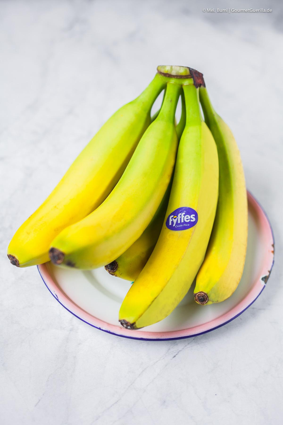 Fyffes Bananen |GourmtGuerilla.de