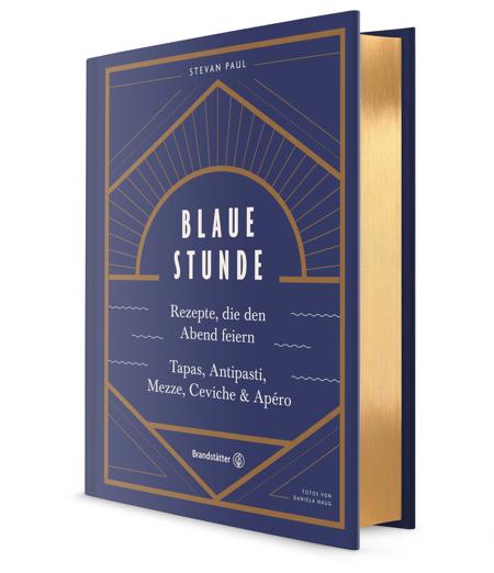 Stevan Paul Buch Blaue Stunde |GourmetGuerilla.de