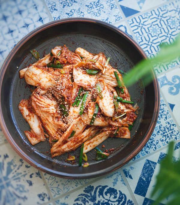 Kimchi authentisch koreanisches Rezept |GourmetGuerilla, de