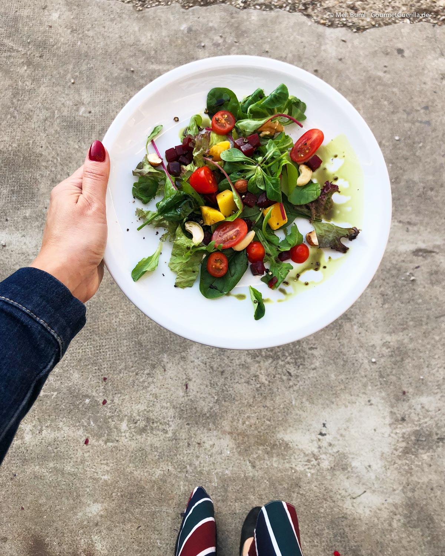 Bonduelle Academy 5-Minuten Herbst-Salat |GourmetGuerilla.de