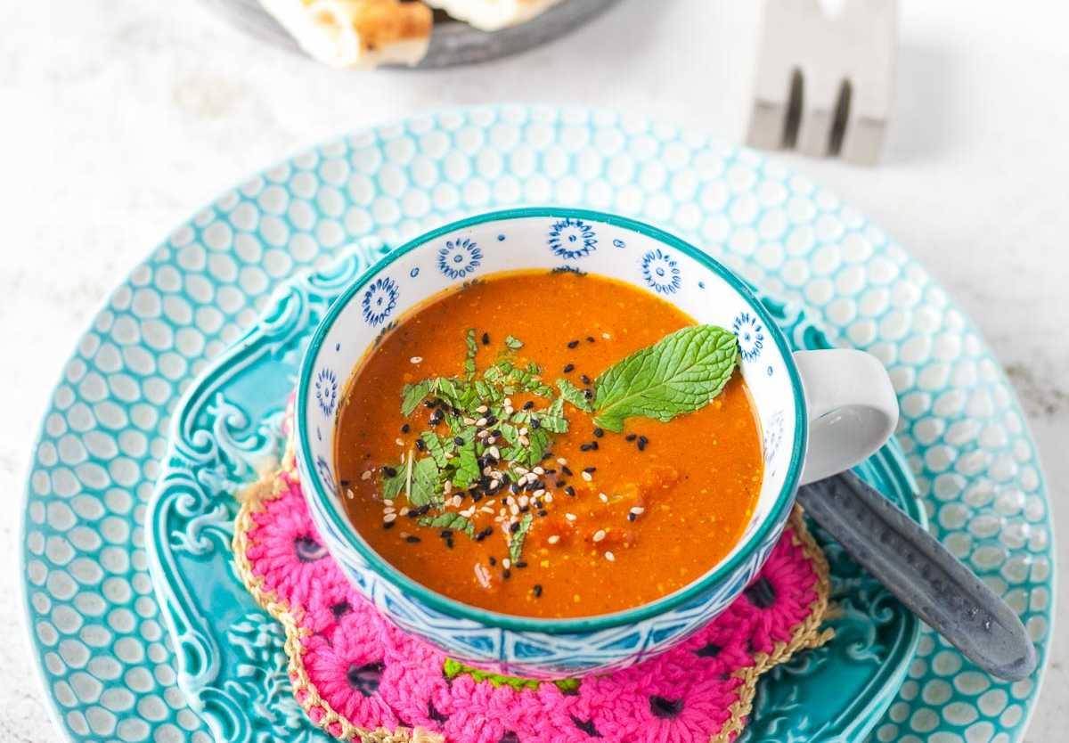 cremige tomatensuppe rezept eat