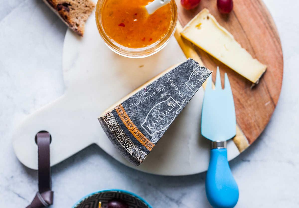 Pikante Zitronenmarmelade - perfekt zu Käse |GourmetGuerilla.de