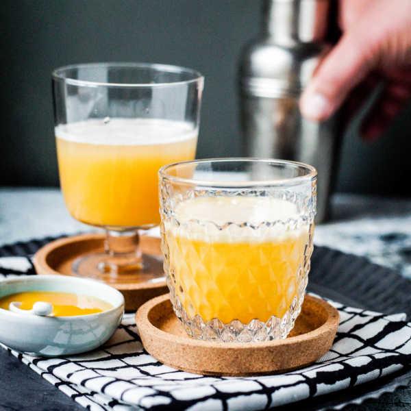 Vanilla Pumpkin Thriller ein Happy Halloween Cocktail | GourmetGuerilla.de