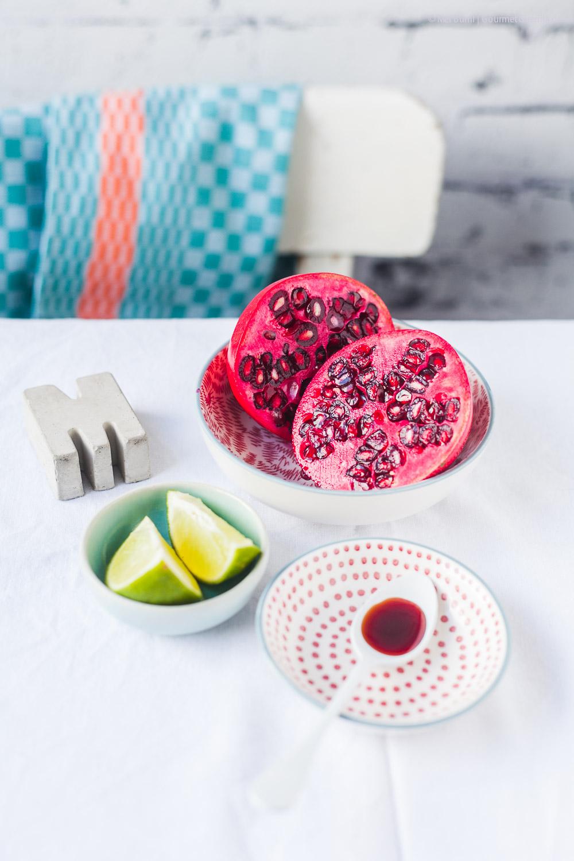 Selbstgemachte Granatapfel- Melasse orientalischer Sirup |GourmetGuerilla.de