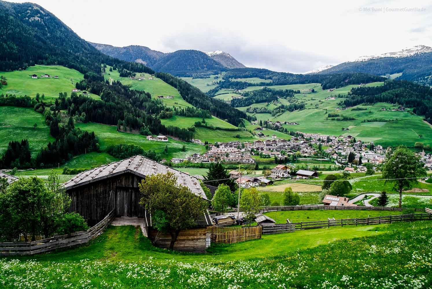 Südtirol und Südtiroler Speck |GourmetGuerilla.de