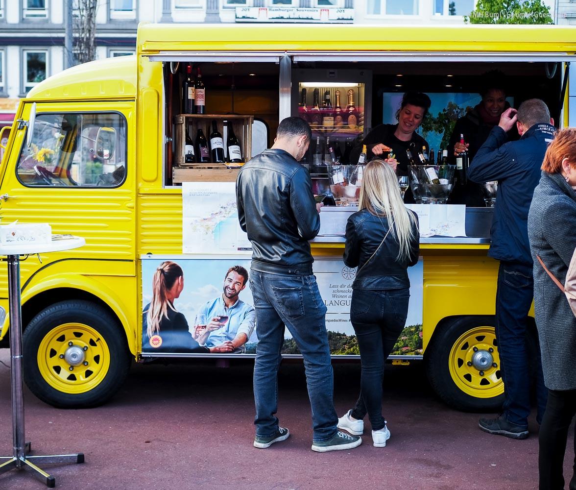 Weine Langudeoc Food Truck Festival Hamburg |GourmetGuerilla.de