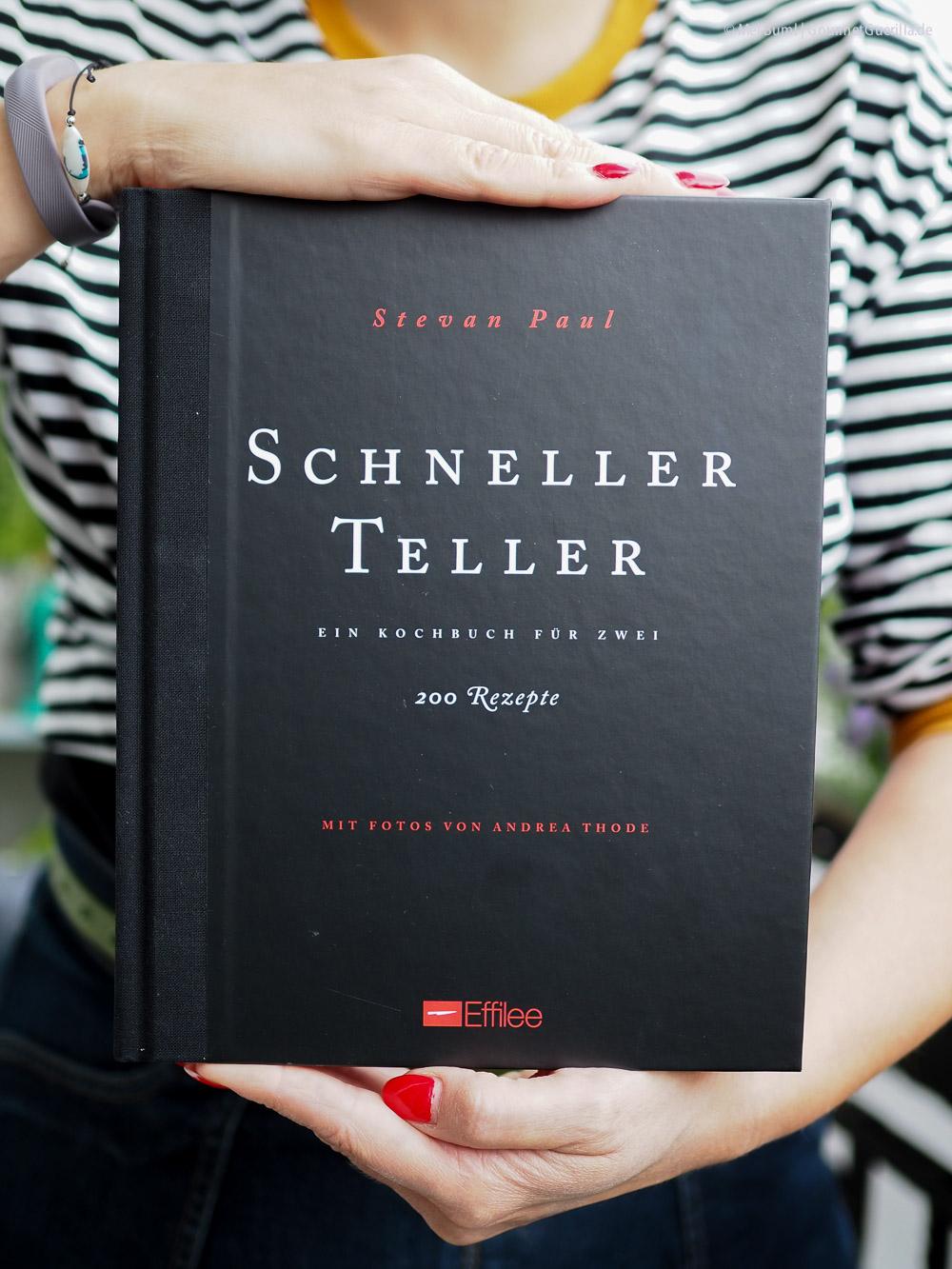 Kochbuch Schneller Teller von Stevan Paul |GourmetGuerilla.de