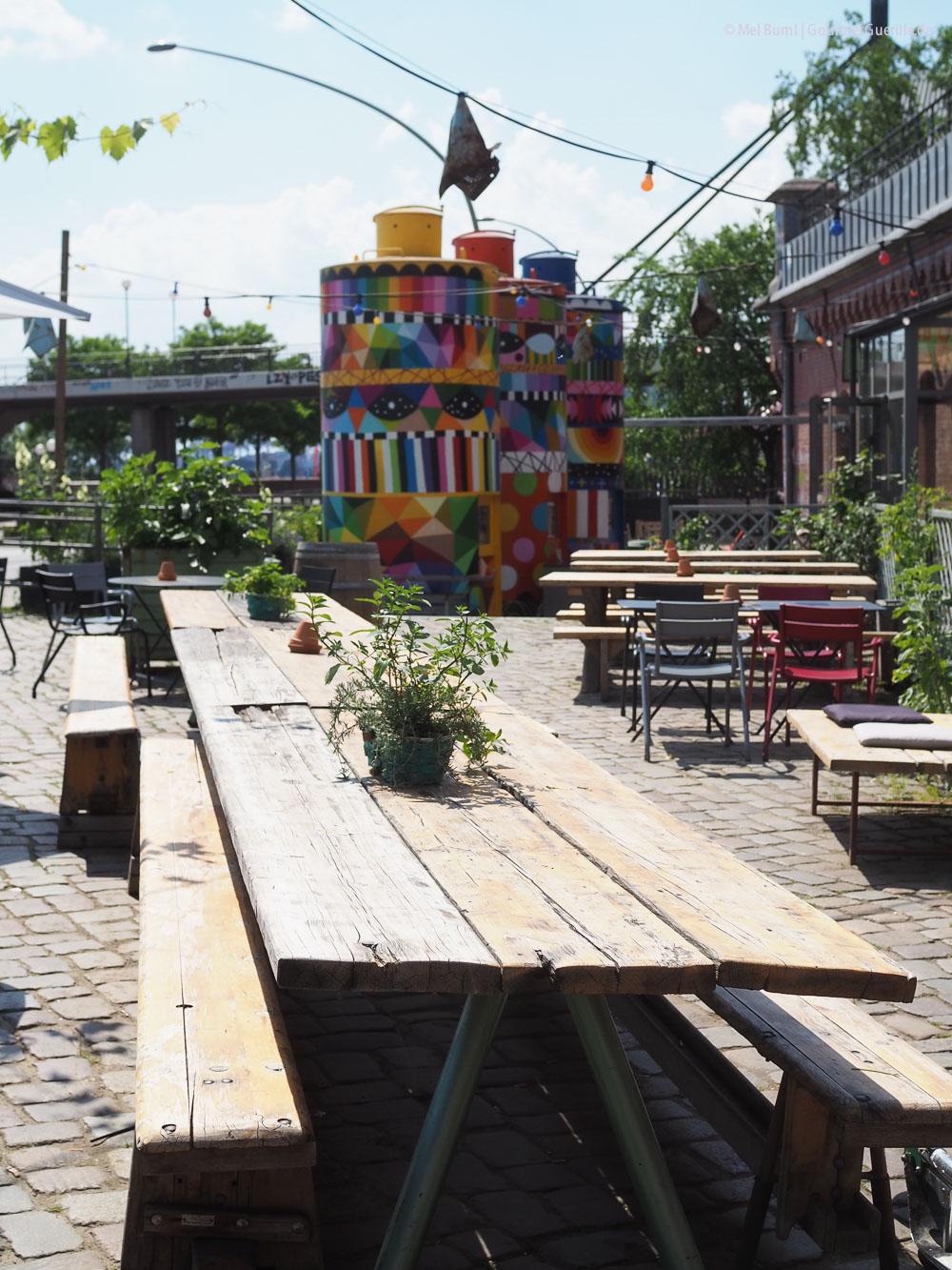Überquell Micro Brewery, Biergarten und Pizzeria in Hamburg St. Pauli |GourmetGuerilla.de