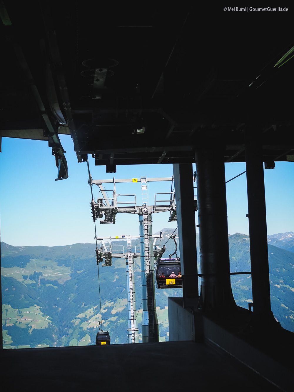 Spieljochbahn Fügen Best of Zillertal |GourmetGuerilla.de