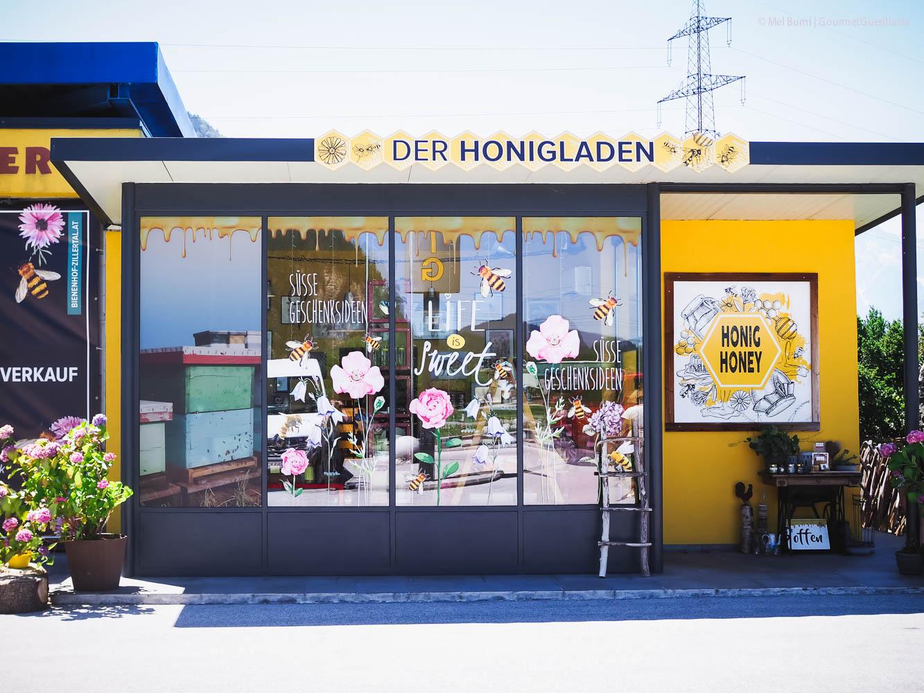 Bienenhof Zillertal Imker |GourmetGuerilla.de