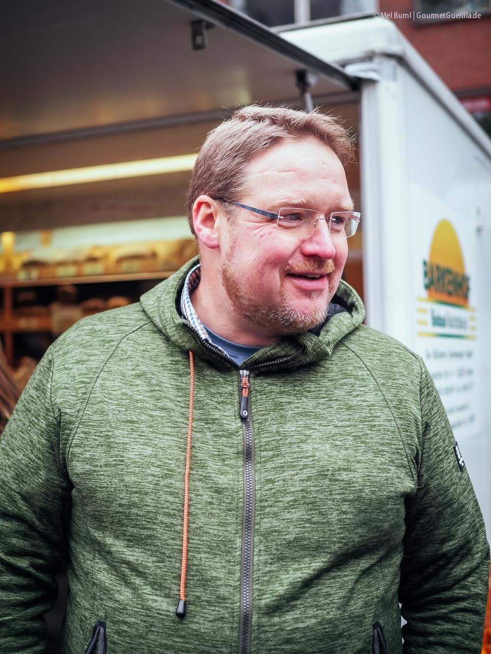 Bauernmarkt Oldenburg Biobäckerei Barkenhof Digital durchstarten |GourmetGuerilla.de