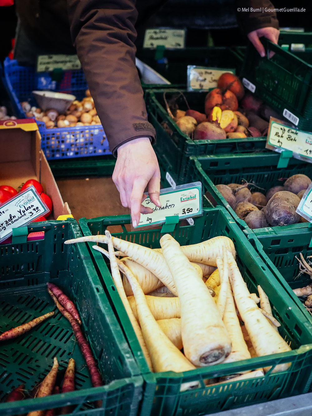 Bauernmarkt Oldenburg Eytjehof Digital durchstarten |GourmetGuerilla.de